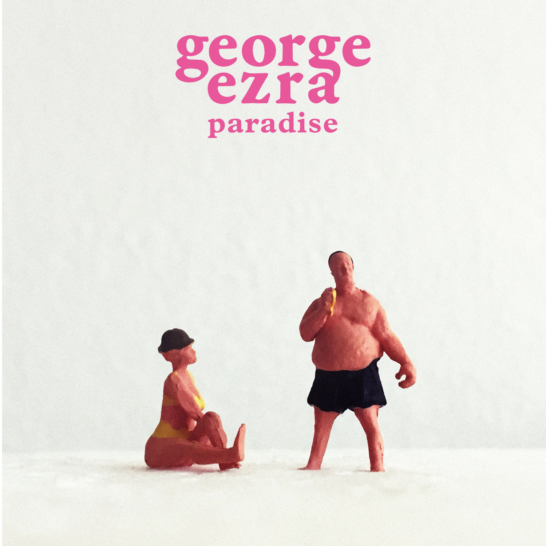 Image result for paradise george ezra artwork