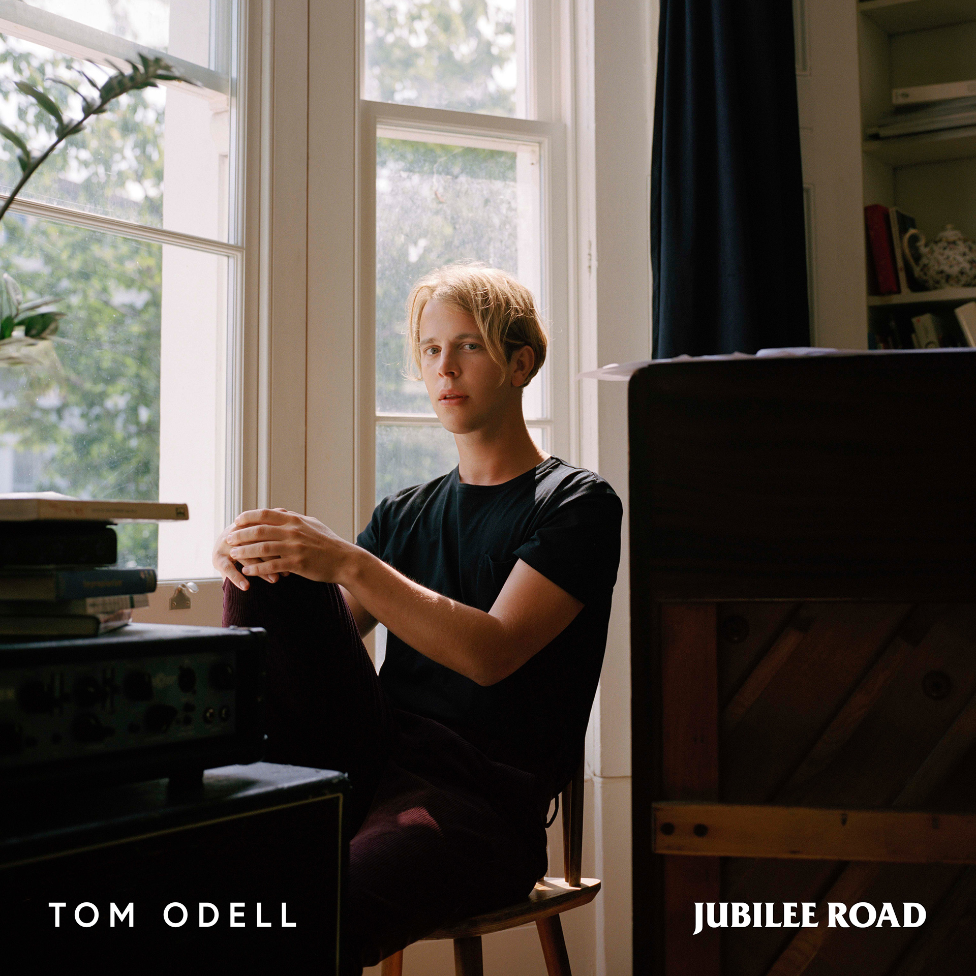 Image result for jubilee road tom odell album cover