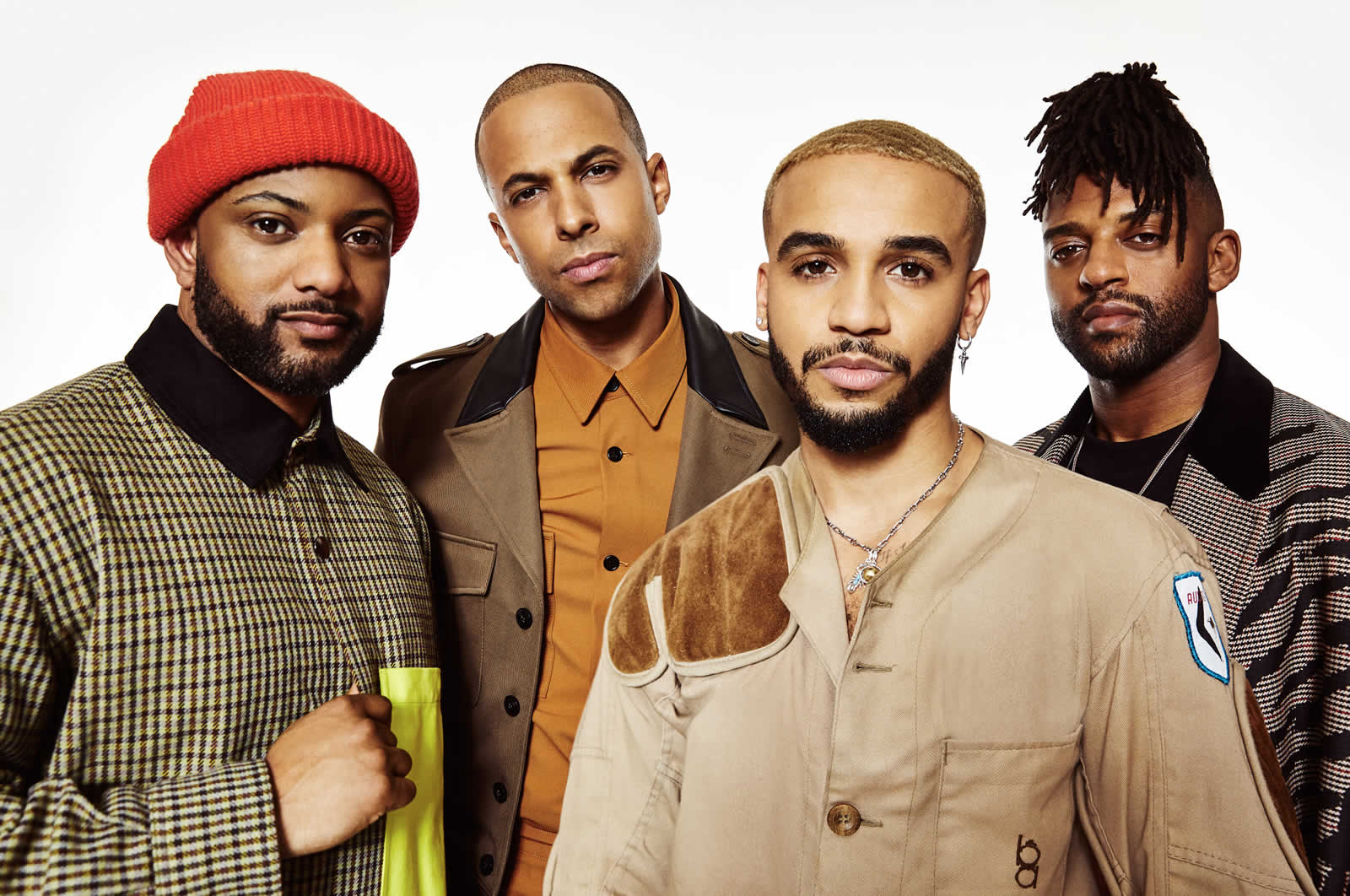 JLS | The Official Website | About JLS