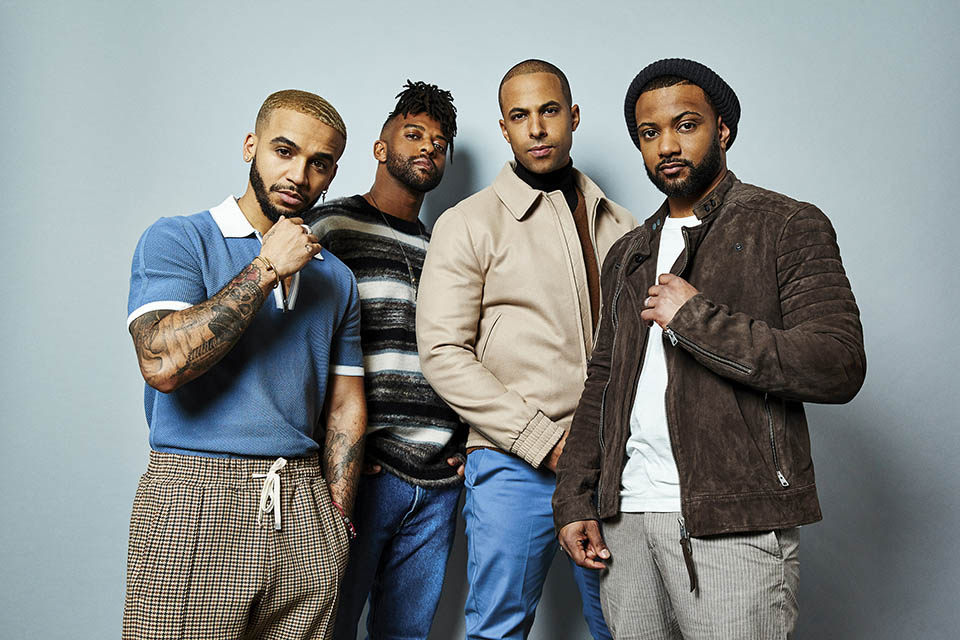 Artists The X Factor Blessed Us With The Honey POP JLS